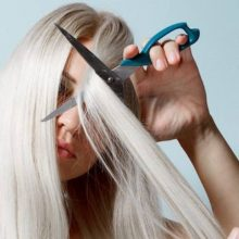 Does cutting hair make it thicker?